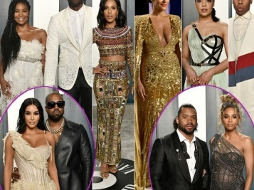 The Oscars Were Pretty Dry, But The Afterparty & Watch Party Scene HIT – The Wades, The Wests, The Wilsons, Klay & Laura, Kerry, Tracee, Tessa, Lena & MORE!