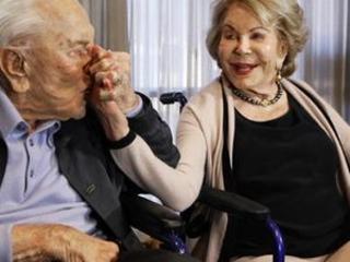 Anne Douglas, widow of late actor Kirk Douglas, dies at 102