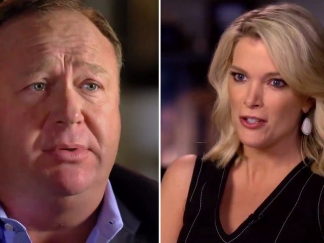 What We Can Learn From NBC's Megyn Kelly's 'Hit Piece' On Alex Jones