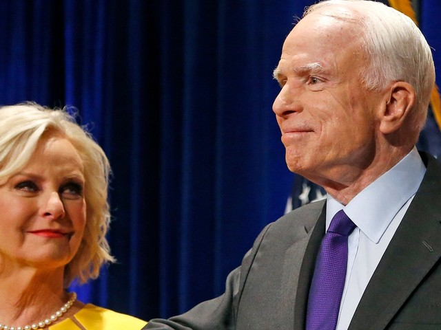 A look at the life and fortune of John McCain, who had a sprawling real estate portfolio and donated $1.7 million in book sales to charity