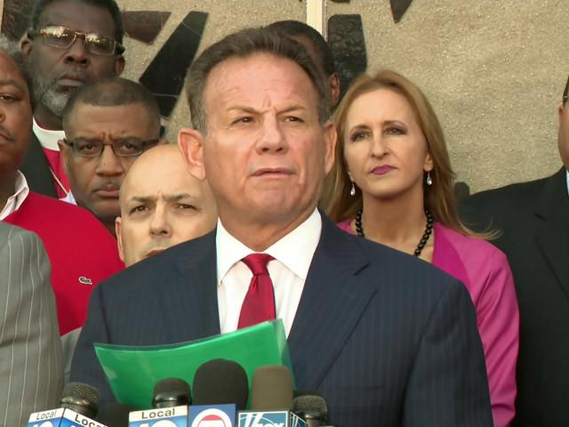 Florida Senate To Consider Former BSO Sheriff Scott Israel's Bid To Get Job Back