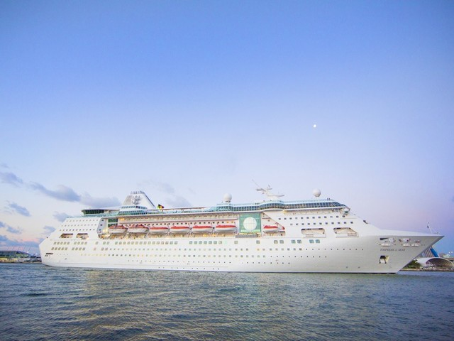 Royal Caribbean has sold Majesty of the Seas and Empress of the Seas