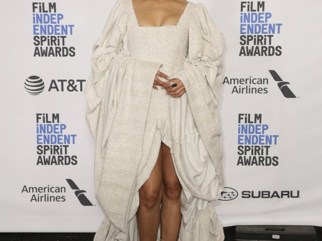 Tessa Thompson in Vaquera at the Spirit Awards: too much look, or just right?