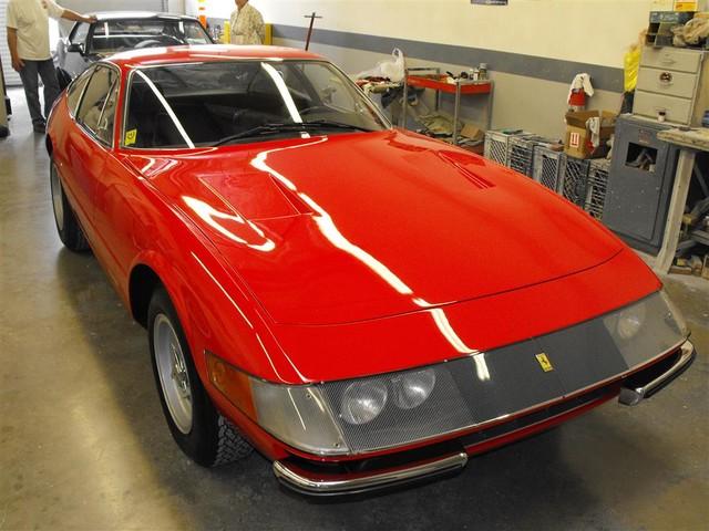 1970 Ferrari 365--GTB4