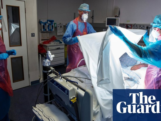 Covid: Greater Manchester running out of hospital beds, leak reveals