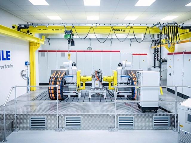 MAHLE Powertrain & Allotrope Energy Unveil Breakthrough Battery Technology