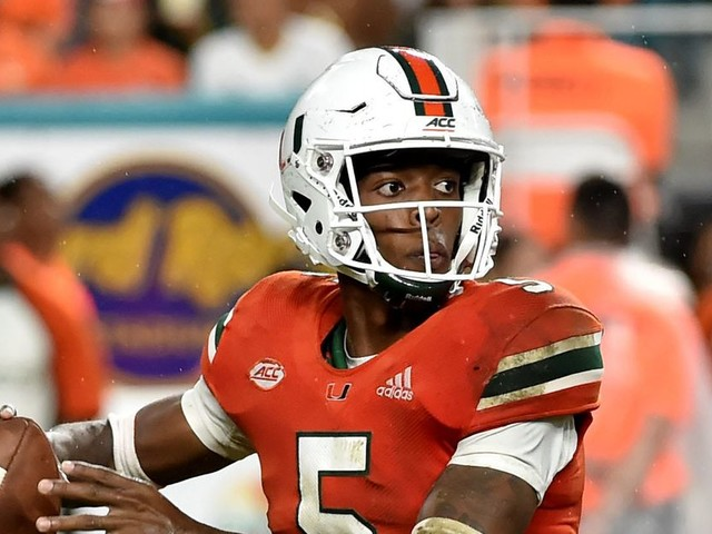 Miami can win with a steady QB – just like it could've last year