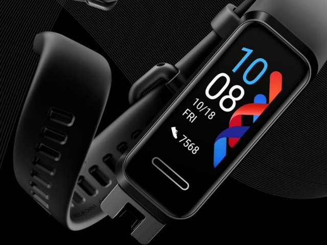 Huawei Band 4 With Colour Display, 24x7 Heart Rate Sensing Launched in India