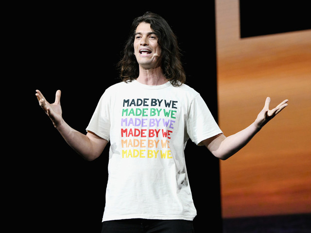 Ex-WeWork CEO Adam Neumann flees NYC to escape 'negative energy': pals