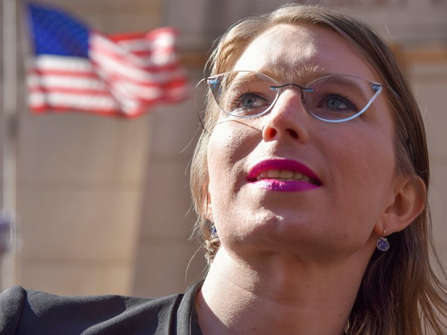 Whistleblower Chelsea Manning is in jail again and could face up to 18 months behind bars despite facing no criminal charges