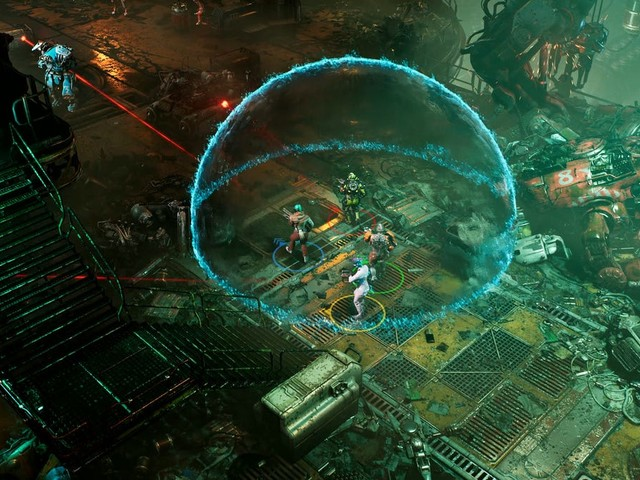 Cyberpunk Game The Ascent Might Be Blowing Up, But Multiplayer's Busted