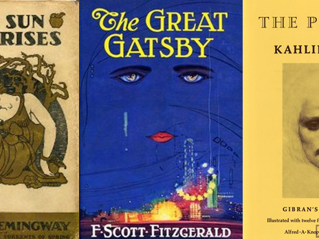New release of 1923 titles a boon to artists, scholars