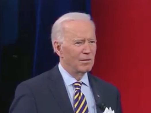 """""""Where The Hell Are We?"""" - Biden's CNN Townhall Disaster Ignored By Mainstream Media"""