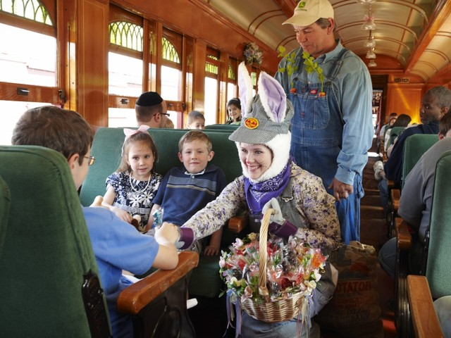 Exploring Easter Traditions with the Strasburg Rail Road