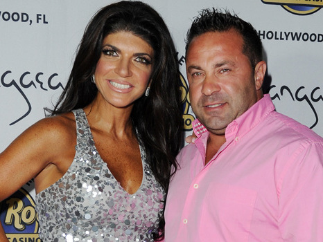 Teresa Giudice Not Concerned With Joe While She Parties – It's Part Of Her Job To Support The Family