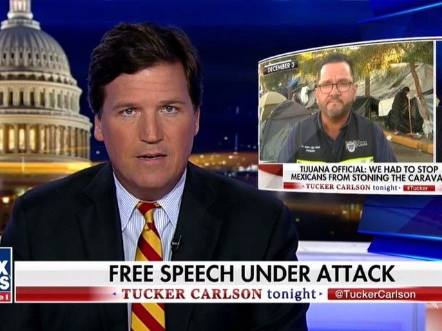 Tucker Carlson: Racism Charges 'Won't Work with This Show' --- 'We're Not Intimidated'