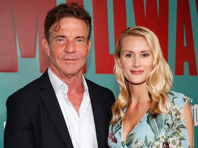 Dennis Quaid Confirms Engagement to Laura Savoie: 'I'm as Happy as I Can Be'