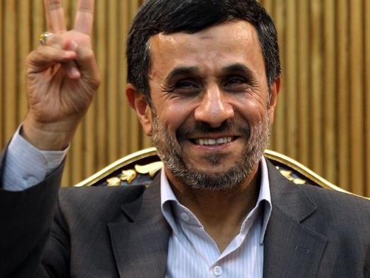 Ahmadinejad Is Back:Iranian Firebrand Announces Bid For Presidency