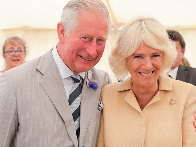 Here's Why the Queen Didn't Approve of Prince Charles and Camilla at First