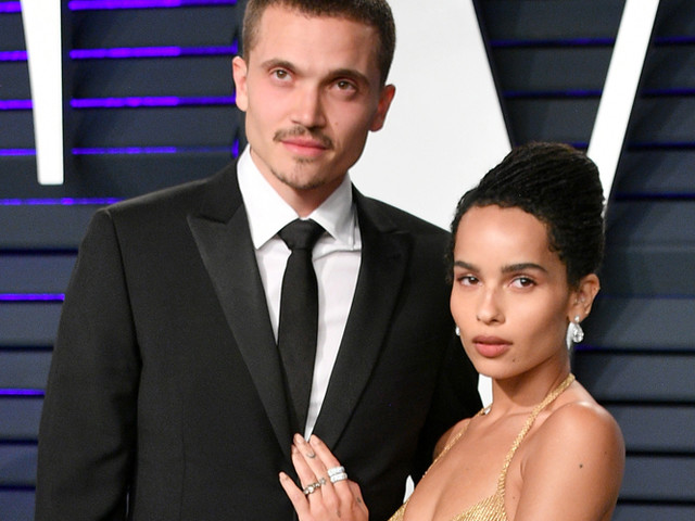 Zoe Kravitz & Karl Glusman Are Married! (Report)
