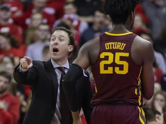 Gophers men's hoops face early Big Ten test with Iowa and Ohio St