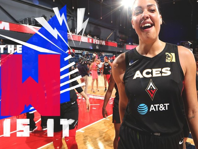 The W Is It: The Mystics and Aces are CURSED