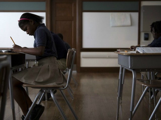 Did You Hear About The Manhattan School Practicing Modern-Day Segregation In Its Classrooms?