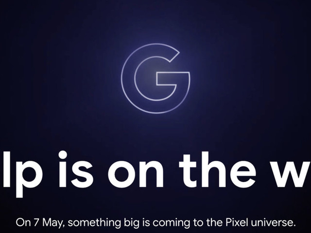 Google teases 'something big' for Pixel on May 7th