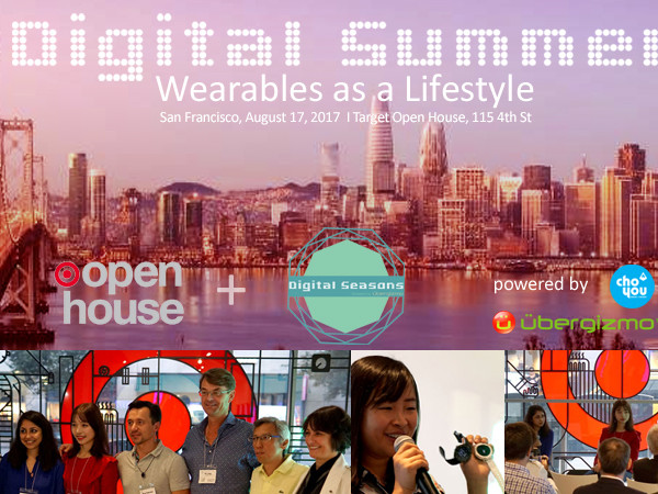 """Digital Summer """"Wearables as a Lifestyle"""""""