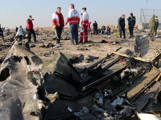Everything we know so far about the Ukraine International Airlines Boeing 737 crash in Iran