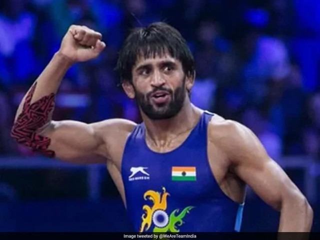 Will Do Everything To Make India Proud In Tokyo Olympics: Bajrang Punia