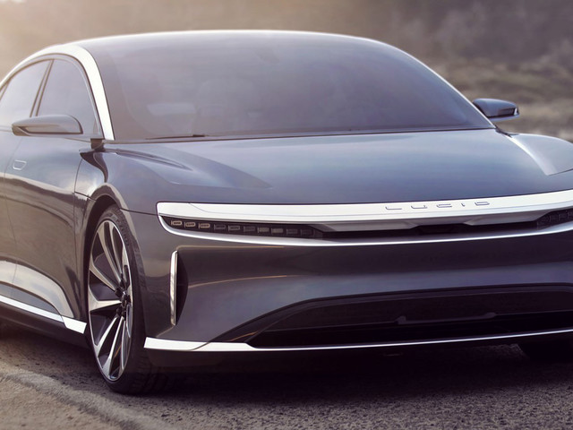 2021 Lucid Air Has An EPA-Estimated Range Of 517 Miles