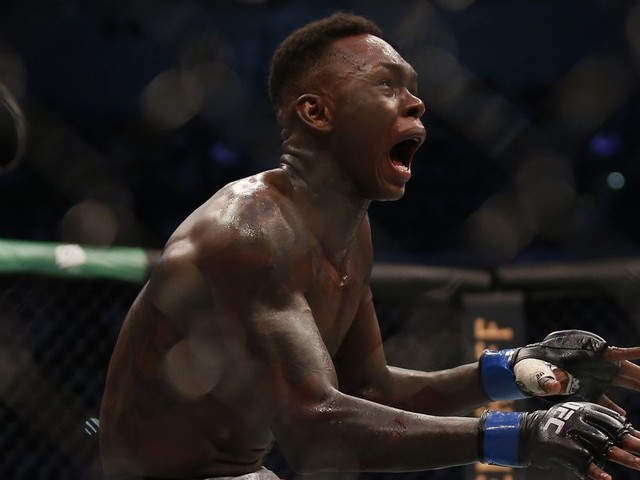 Adesanya: UFC holding up Romero fight because it won't sell