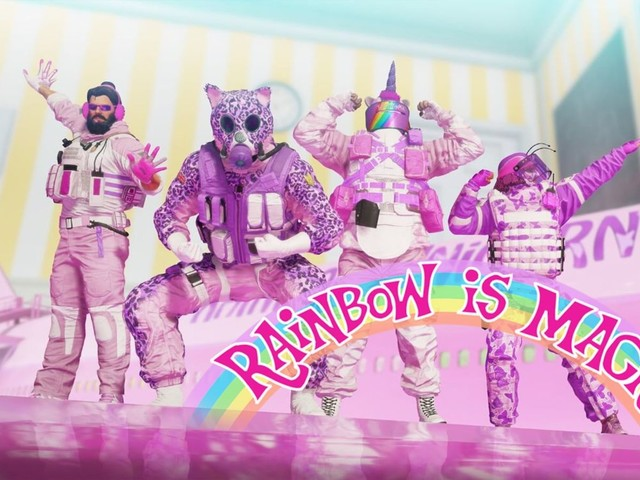 Rainbow Six Siege's 'Rainbow Is Magic' Is More Than A Throwaway Joke