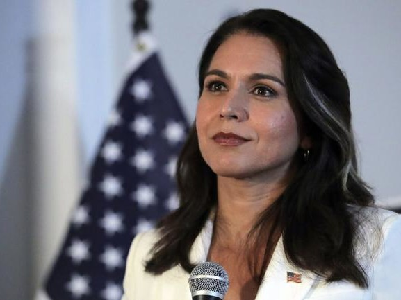 """Gabbard Accuses """"Arbitrary"""" DNC Of Rejecting Poll From Accepted Pollster"""