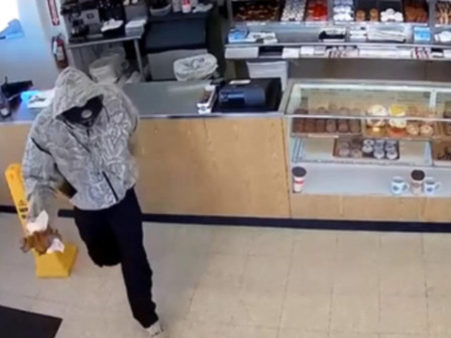 Police Seek Robbers Who Shared Treats With Victims During Heist