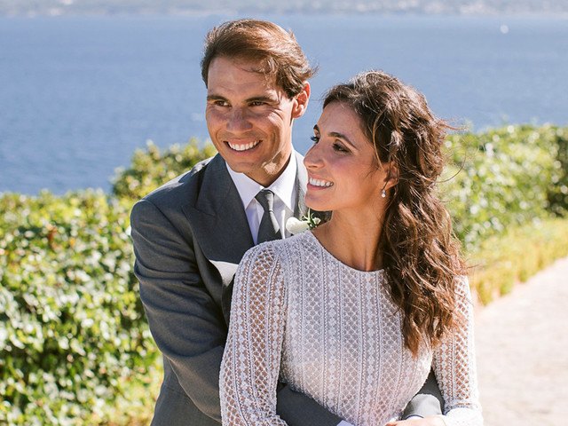 Rafael Nadal & Xisca Perello's Wedding Photos Released!