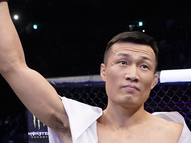 UFC rankings: Korean Zombie up, Ponzinibbio out