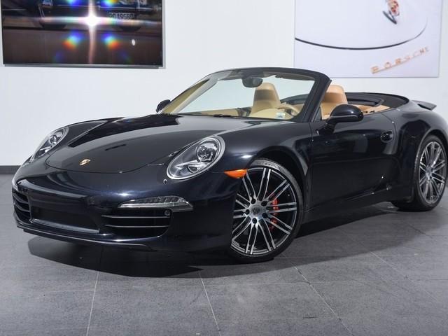 2015 Porsche 911--Carrera--S--Cabriolet