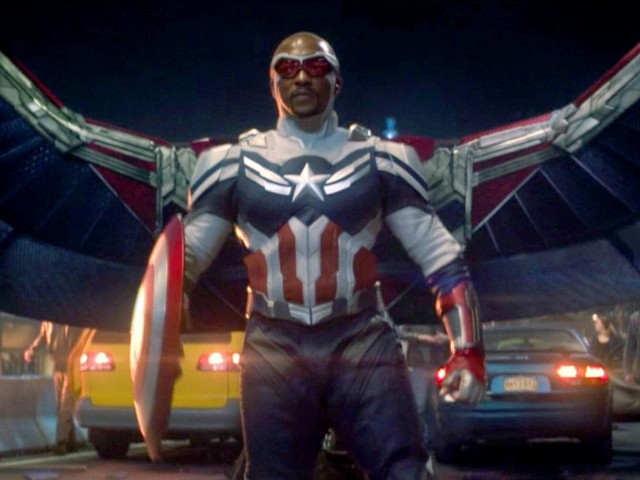 The Finale of The Falcon and the Winter Soldier Marks the Rise of a New Captain America