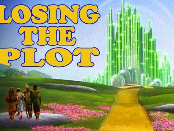 Losing The Plot...?