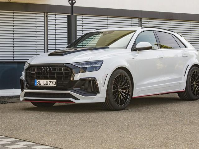 Audi Q8 by Lumma Design aka Lumma CLR 8S