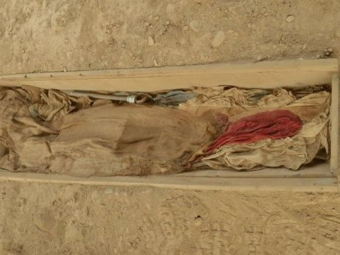 The Remains Of Chinese Laborers Found In Peruvian Pyramid