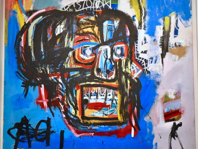 What Makes Basquiat's Untitled Great Art: One Painting Says Everything Basquiat Wanted to Say About America, Art & Being Black in Both Worlds