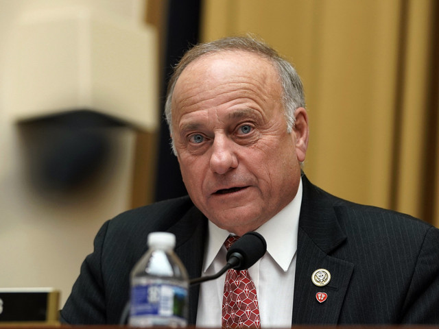 Steve King questions why terms like 'white supremacist' are racist