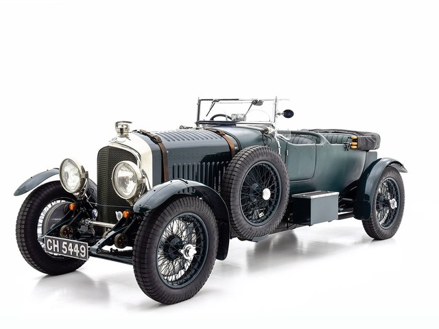 1930 Bentley 4½-Litre