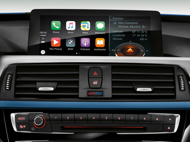 BMW Does A 180 And Says Apple CarPlay Will Be Free On New Models