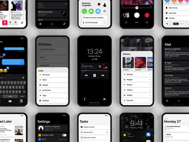 New iOS 13 concept fixes one of the worst things about the iPhone