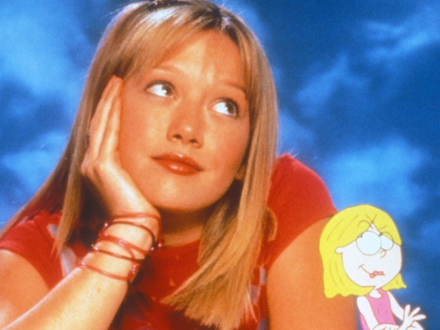 Hilary Duff Reenacted Her Disney Channel Mickey Mouse Ears Promo
