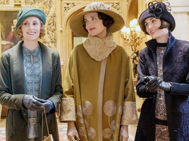 Good News: The Downton Abbey Movie Isn't the Last of the Crawleys